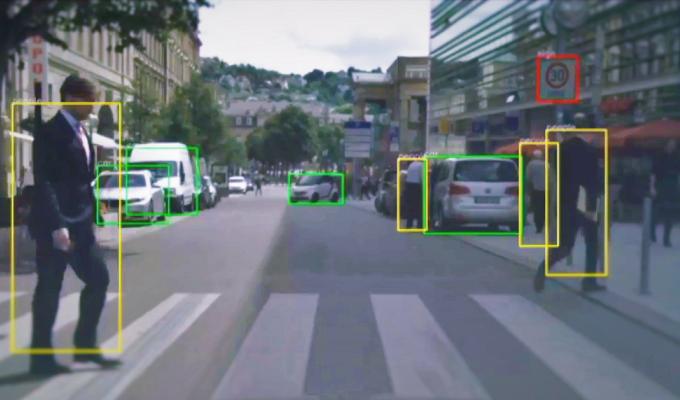 Nvidia se centra en el desarrollo de coches autónomos
