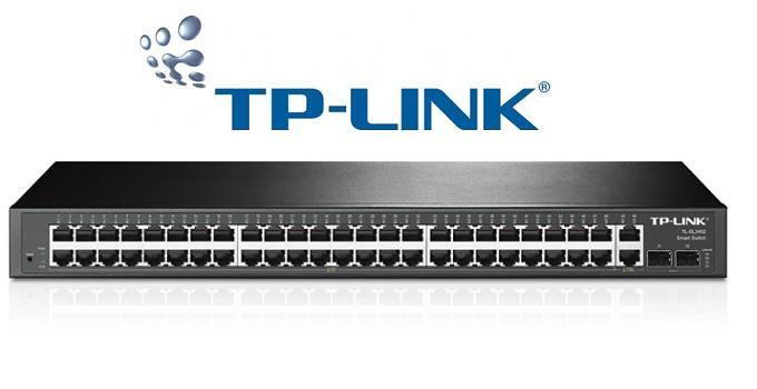 TP-LINK amplía su familia de Switch Smart Gigabit JetStream
