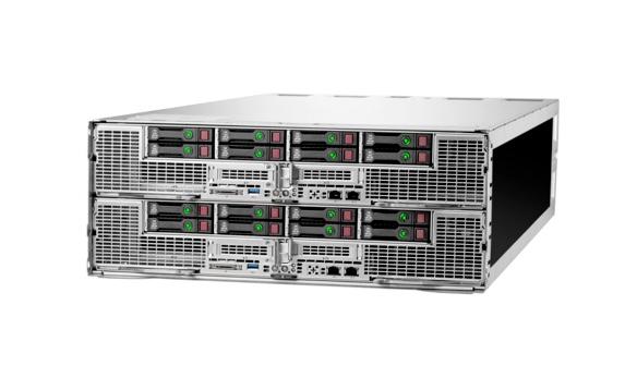 Hewlett Packard Enterprise amplía su familia de soluciones HPC