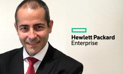 Carlos Almarcha, de Hewlett Packard Enterprise
