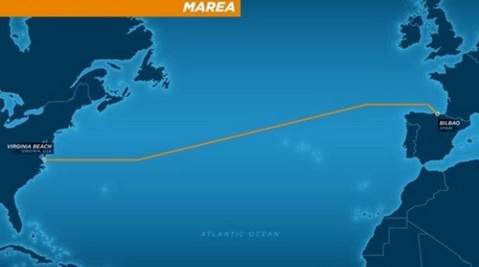 España y EE.UU. se conectarán bajo el Atlántico gracias a Facebook y Microsoft