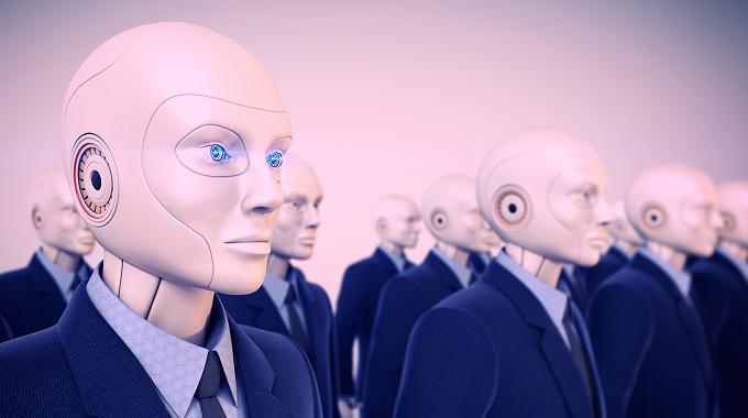 Foxconn despide a miles de empleados para poner robots