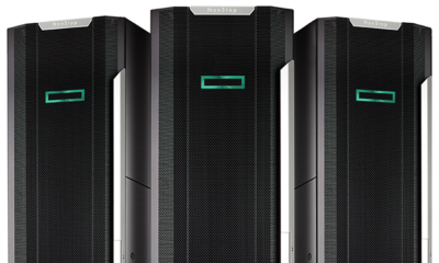 HPE integrity nonstop
