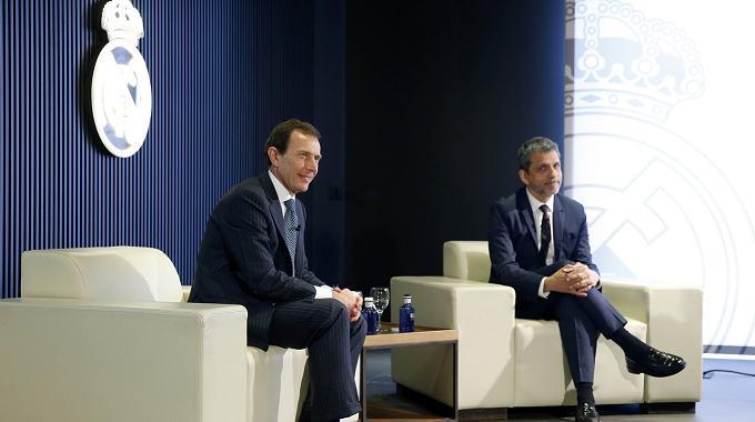 Microsoft y la Fundación Real Madrid potencian su acuerdo en la educación