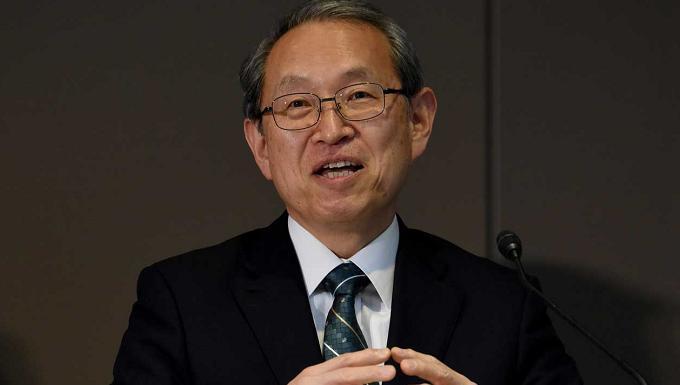 Toshiba ya tiene nuevo Presidente