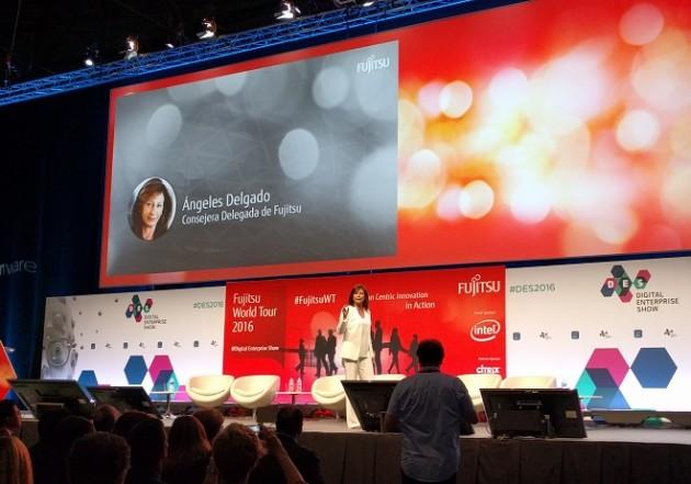 Fujitsu World Tour 2016: Human Centric Innovation