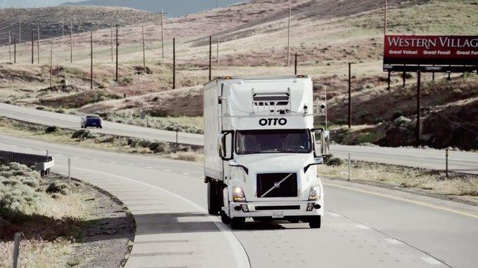 ex empleados de google fundan otto para desarrollar camiones aut nomos. Black Bedroom Furniture Sets. Home Design Ideas