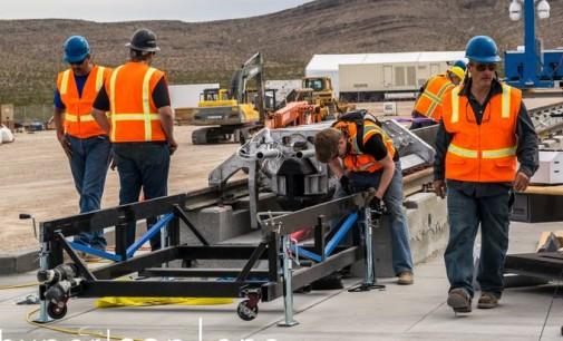Fundación Universidad-Empresa, finalista en la competición mundial de Hyperloop One