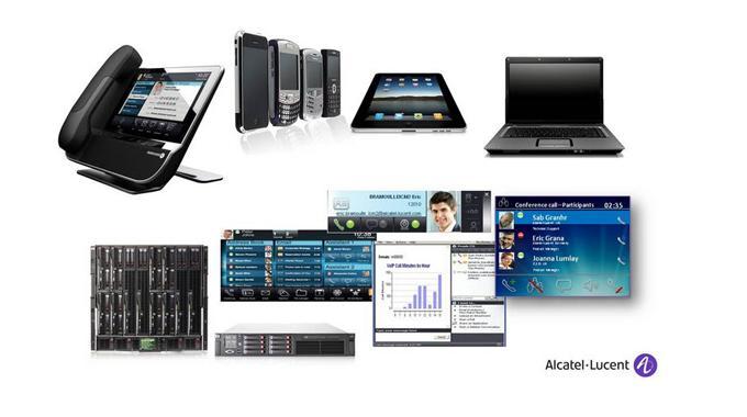 Alcatel-Lucent actualiza su Suite OpenTouch