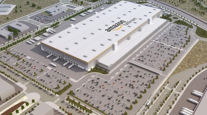 Amazon abrirá un centro logístico en Barcelona en 2017