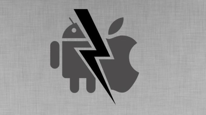 Android incrementa su ventaja frente a iOS