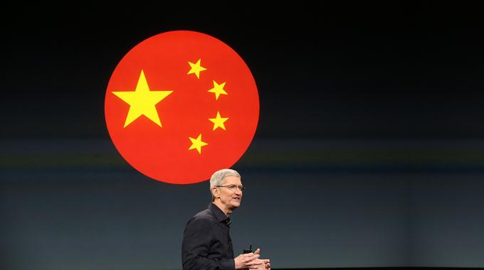 Apple no podrá vender el iPhone 6 en China