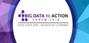 ¿Quieres asistir al mejor evento sobre Big Data en Madrid? Apúntate aquí