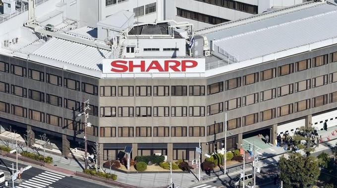 Foxconn cerrará negocios y filiales ineficientes de Sharp