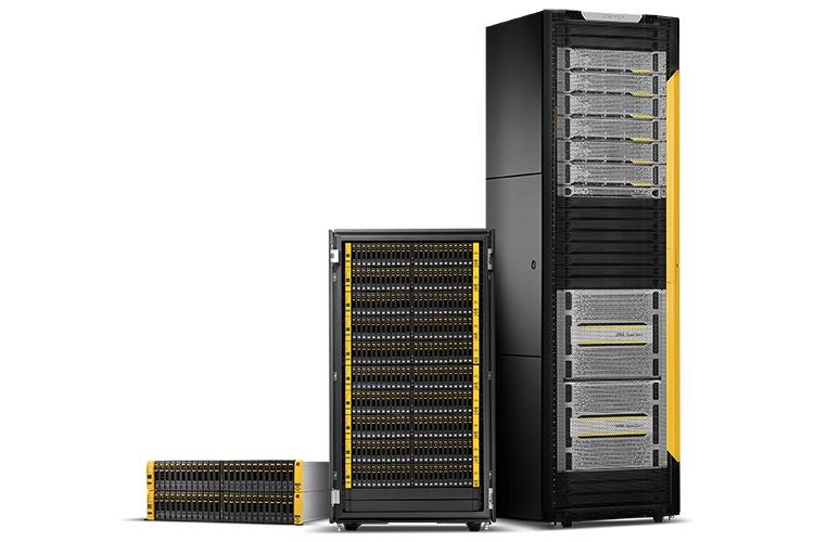 HPE presenta nuevas soluciones all-flash de almacenamiento para centros de datos