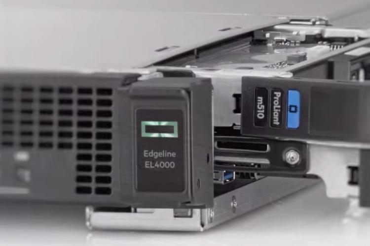 Los sistemas HPE Edgeline llevan capacidad de cómputo y analítica a los dispositivos IoT