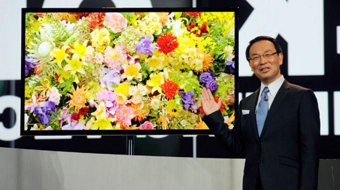 Panasonic se rinde con los televisores