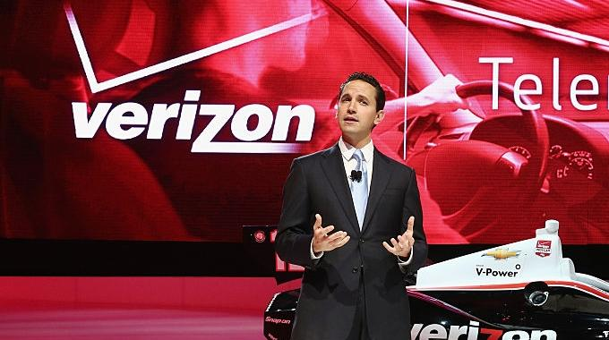 Verizon compra Telogis