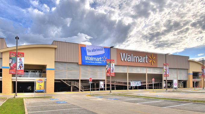 Walmart usará drones en sus almacenes