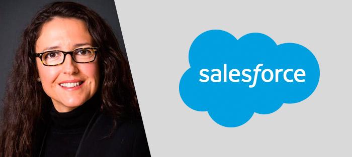 """Ana Vertedor, de Salesforce: """"Buscamos partners con capacidad e interés para invertir en Salesforce"""""""