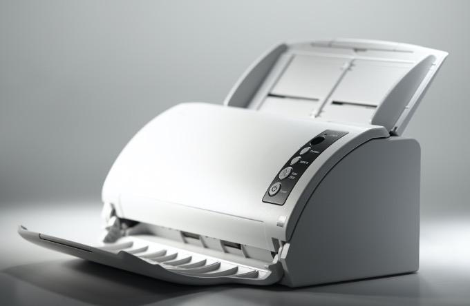 Escáner fi-7030