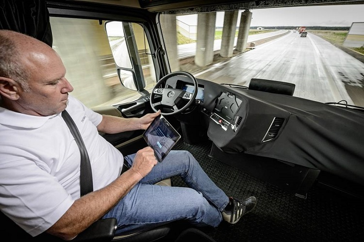 vehículo autónomo