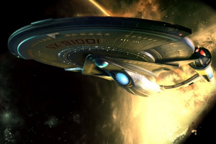 "The Machine inspira la película ""Star Trek Beyond"""