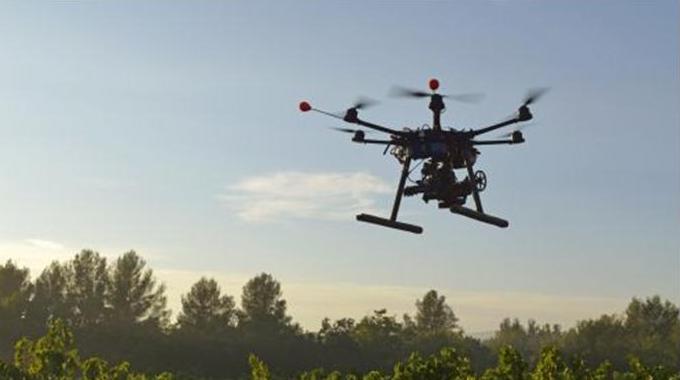 Amazon patenta un 'hogar' para drones