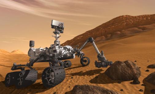 Curiosity, el rover de Marte, ya tiene inteligencia artificial