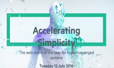 HPE Accelerating Simplicity