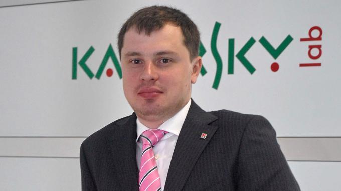 Kaspersky Lab tiene nuevo Director General de Ventas