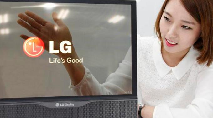 LG Display invierte en pantallas flexibles OLED