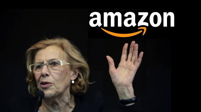 Manuela Carmena inaugurará el nuevo centro de Amazon en Madrid