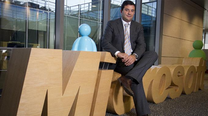 Microsoft Latinoamérica será liderada por un español