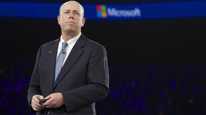 Microsoft pierde a Kevin Turner