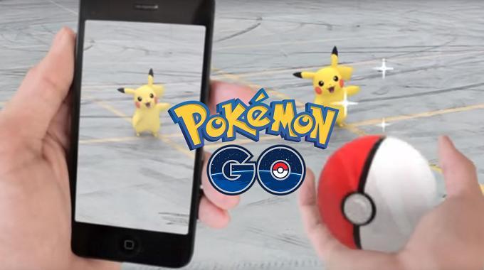 Tu negocio puede estar dentro de Pokémon GO