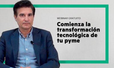 Comienza la transformación tecnológica de tu pyme