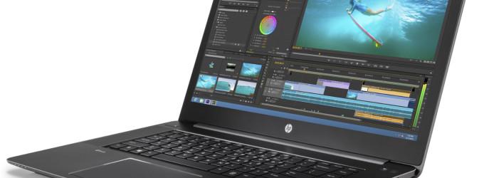 ZBook Studio, la workstation en formato ultrabook