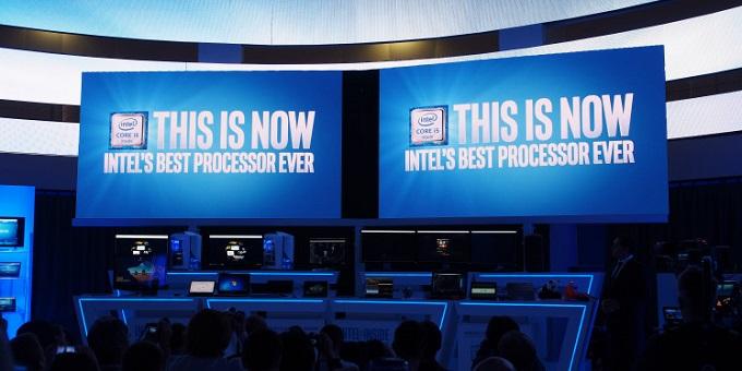 Intel Core de sexta generación