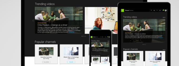 Ya puedes probar el servicio de video para empresas, Microsoft Stream