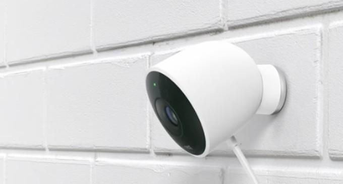 Lo nuevo de Nest es otra cámara de videovigilancia, pero para exteriores