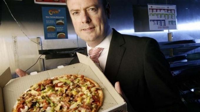 Domino's quiere entregar pizzas con drones
