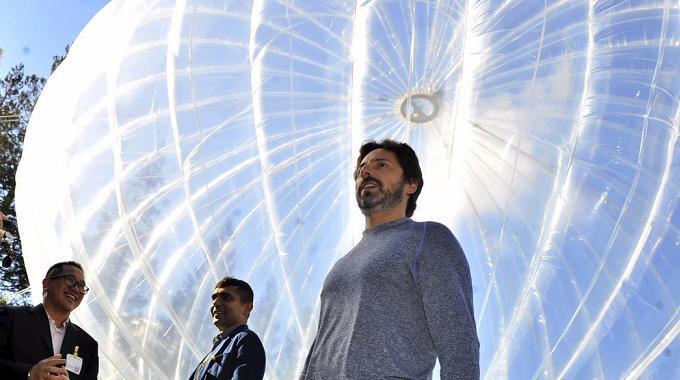 Google pone a Tom Moore al frente del Proyecto Loon