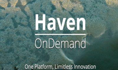 HPE Haven OnDemand Combinations acelera el desarrollo de aplicaciones