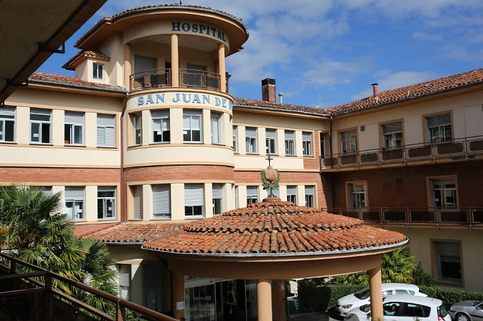 Hospital San Juan de Dios de Pamplona y Tudela