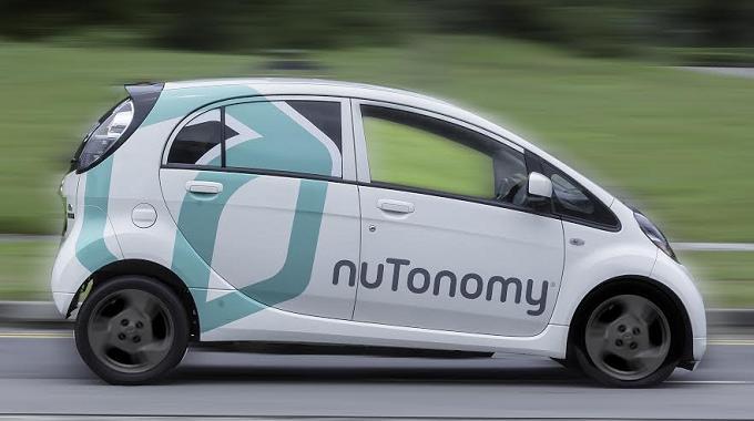 NuTonomy se adelanta a Uber con los taxis autónomos