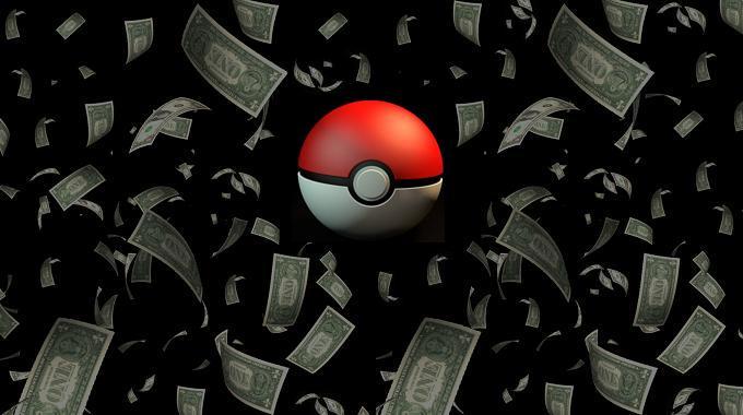 Pokémon GO ya casi ha generado mil millones de dólares