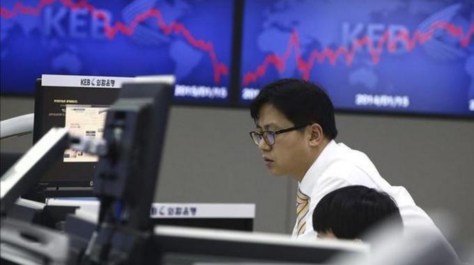 Samsung logra un valor histórico en Bolsa