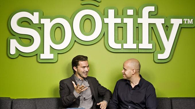Spotify renegociará sus acuerdos musicales para salir a Bolsa