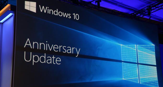 Se ralentiza el crecimiento de Windows 10